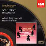 Schubert-String Quintet (CD)