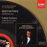 Beethoven: Violin Concerto (CD)