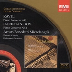 Rachmaninov & Ravel: Piano Concertos (CD)