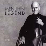Produktbilde for Yehudi Menuhin - Legend (USA-import) (CD)