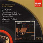 Chopin: Piano Concerto No. 1 etc (CD)