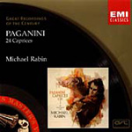 Paganini: (24) Caprices for Violin (CD)