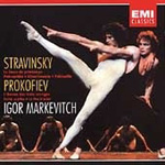 Prokofiev/Stravinsky: Stage Works (CD)