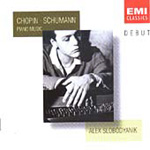 Chopin; Schumann: Piano Works (CD)