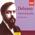 Debussy: Complete Piano Works (CD)