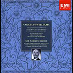 Vaughan Williams: Complete Symphonies etc (CD)
