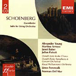 Schoenberg: Gurrelieder & Suite for Strings (CD)