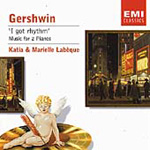 Gershwin: Music for Two Pianos (CD)