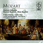 Mozart: Clarinet concerto. Chamber Works (CD)