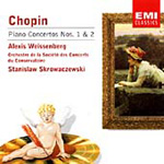 Chopin: Piano Concertos Nos 1 and 2 (CD)