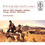 Popular Guitar Classics (CD)