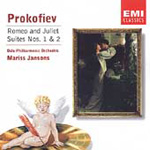 Prokofiev:  Romeo and Juliet suites Nos 1 and 2. (CD)