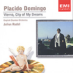 Vienna City of My Dreams - Placido Domingo (CD)