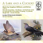 Delius/Vaughan Williams: Lark and a Cuckoo A (CD)