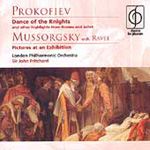Mussorgsky; Prokofiev: Orchestral Works (CD)