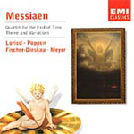 Messiaen: Quator pour le fin du Temps (CD)