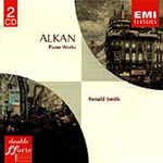 Alkan: Piano Works (CD)