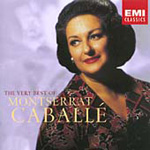Very Best of Singers - Montserrat Caballé (CD)