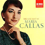Very Best of Singers - Maria Callas (CD)