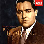 Very Best of Singers - Jussi Björling (CD)