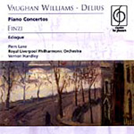Delius; Vaughan Williams: Piano Concertos (CD)