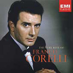 Very Best of Singers - Franco Corelli (CD)