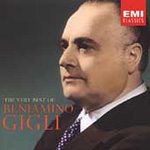 Very Best of Singers - Beniamino Gigli (CD)
