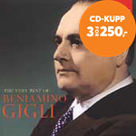 Produktbilde for Very Best of Singers - Beniamino Gigli (CD)