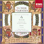 Elgar: Coronation Ode. Spirit of England (CD)