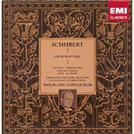 Schubert: Sacred Works (CD)