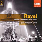 Ravel: Complete Piano Works (CD)