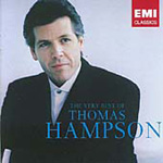 The Very Best of Thomas Hampson (CD)