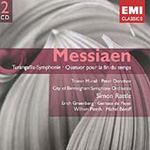 Messiaen: Turangalîla Symphoniy (CD)