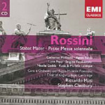 Rossini: Petite messe solennelle;Stabat mater (CD)