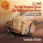 Bach: The Well-tempered Clavier, Books 1 & 2 (CD)
