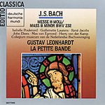 Bach: B Minor Mass (CD)