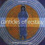 Produktbilde for Hildegard von Bingen: Canticles Of Ecstasy (USA-import) (CD)