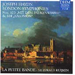 Haydn: Symphonies Nos 103 and 104 (CD)