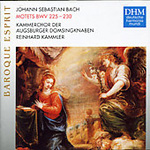 Bach: Motets, BWV225-230 (CD)