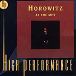 Horowitz at the Met (CD)