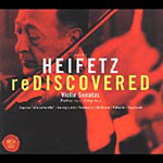Heifetz Rediscovered (CD)