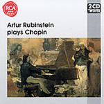 Artur Rubinstein plays Chopin (CD)