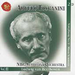 Produktbilde for Arturo Toscanini - NBC Symphony Orchestra, Volume 3 (USA-import) (CD)