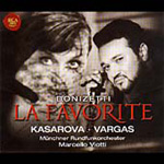 Donizetti: La Favorite (CD)