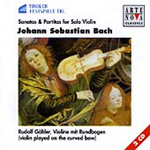 Bach: Sonatas & Partitas for Solo Violin (CD)