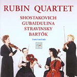 Russian String Quartets (CD)