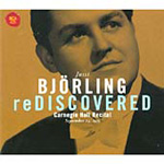 Jussi Björling Rediscovered (CD)
