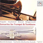 Concertos for Trumpet and Trombone (CD)