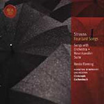 Strauss: (4) Last Songs; Songs with Orchestra (CD)