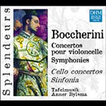 Boccherini: Cello Concertos (CD)